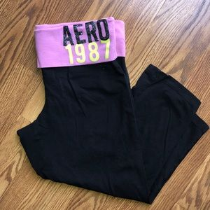Aeropostale Cropped Leggings
